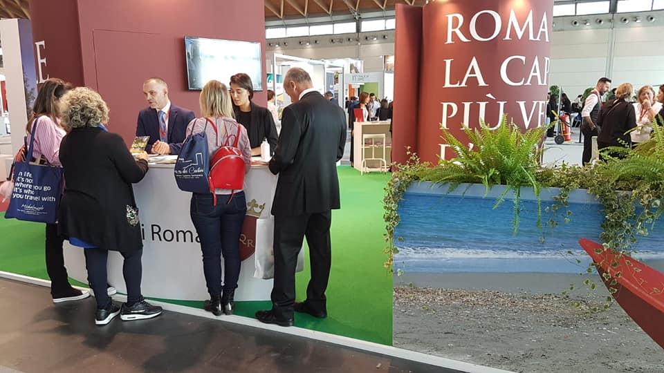 Il X Municipio alla Fiera del Turismo di Rimini