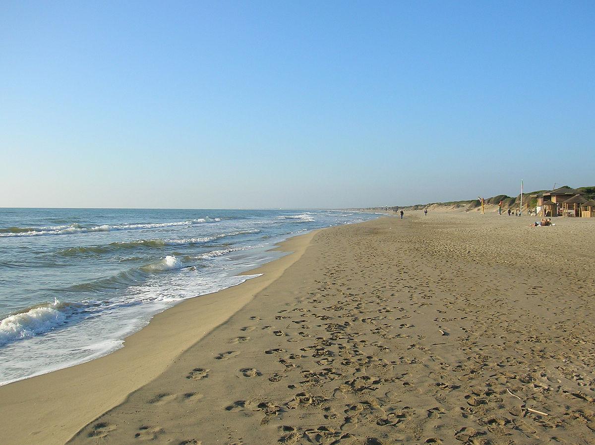 Il nuovo assetto del litorale romano