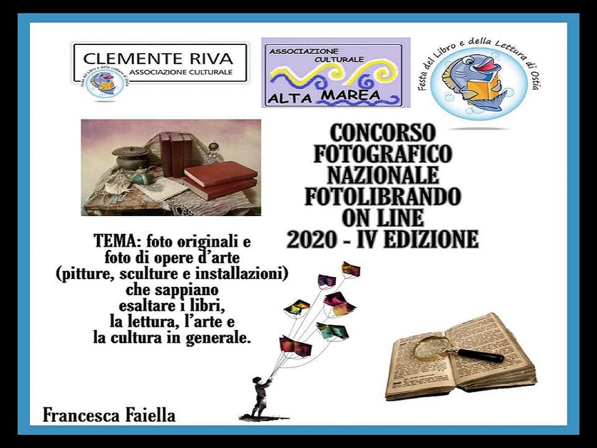 Fotolibrando 2020: concorso fotografico online