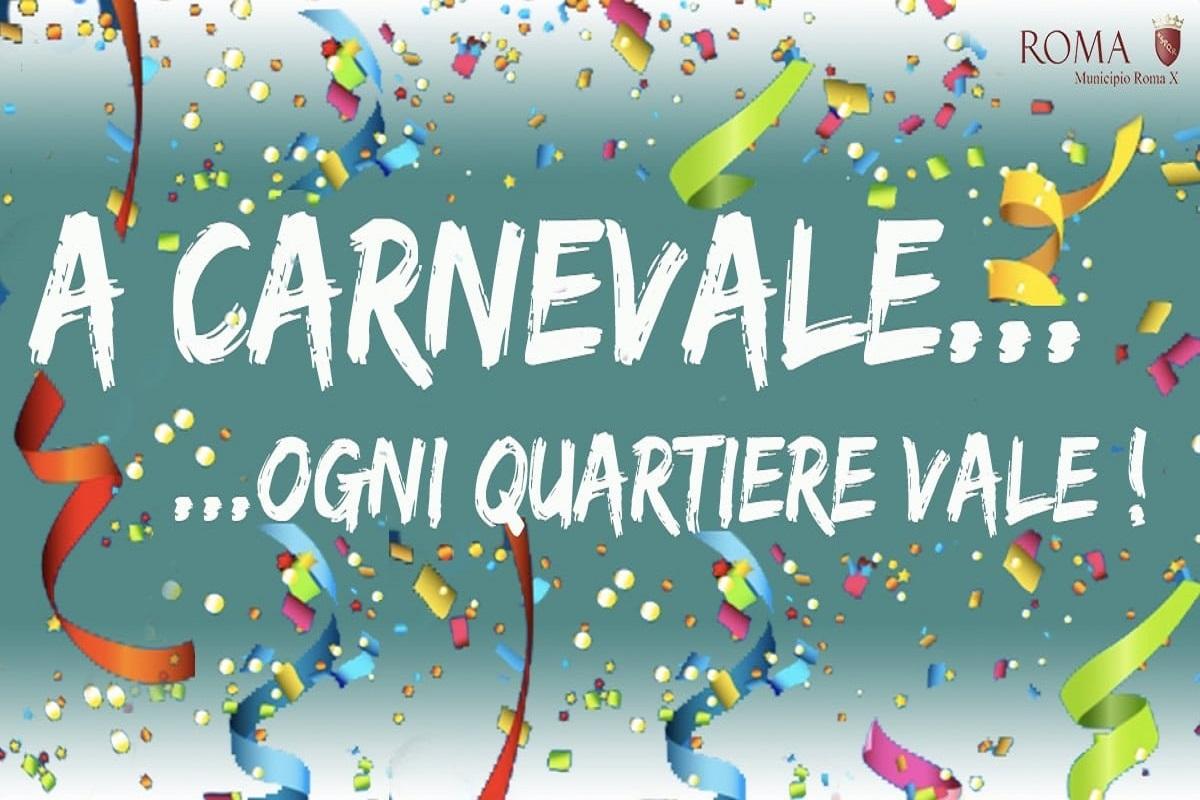 """A Carnevale… ogni quartiere vale! – 2021"""