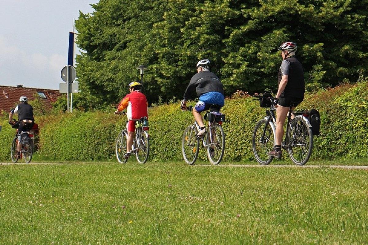 Nuova pista ciclabile ad Acilia