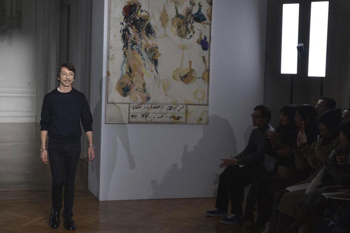 Piccioli: la moda è nell'identità di Roma