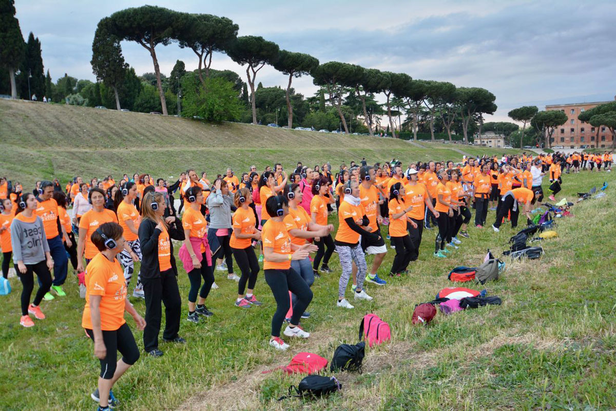 L'ultima frontiera del fitness, sbarca a Roma lo Street Workout