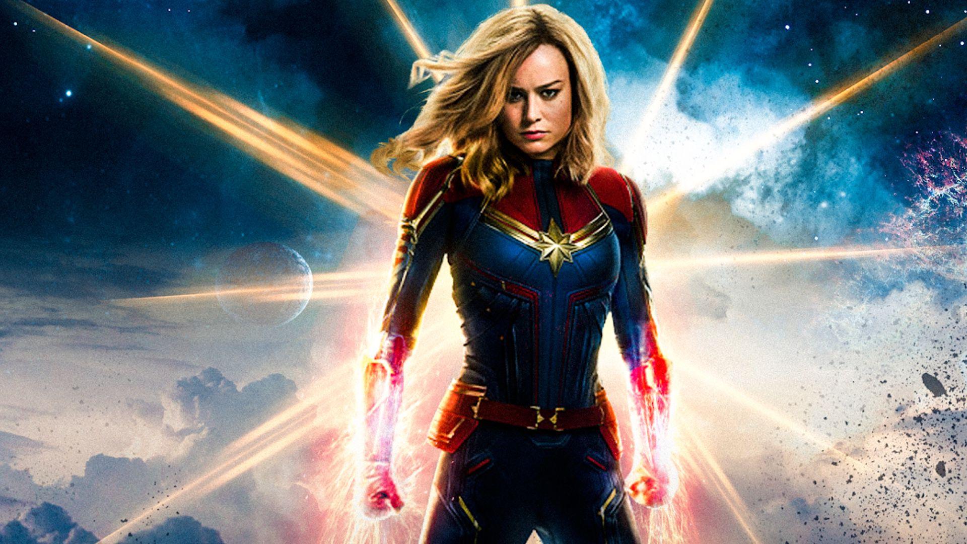 Captain Marvel: la prima supereroina della Marvel