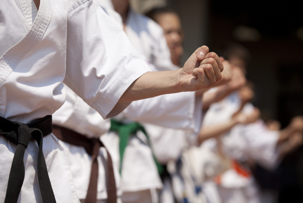 Karate: Luca Leoni terzo alle Otto Nazioni