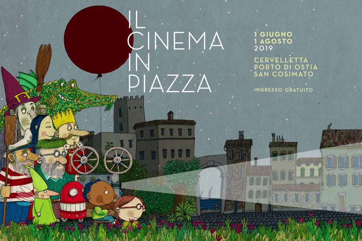 """""""Il Cinema in Piazza"""": dal 22 giugno ad Ostia"""