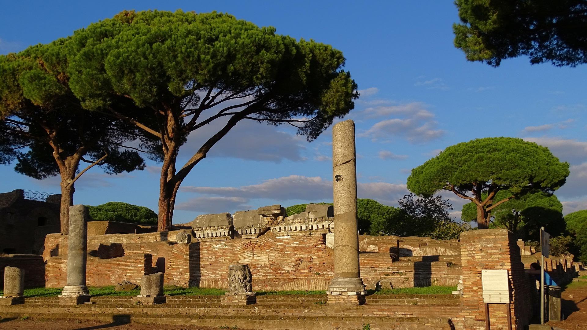 Ostia Antica patrimonio europeo