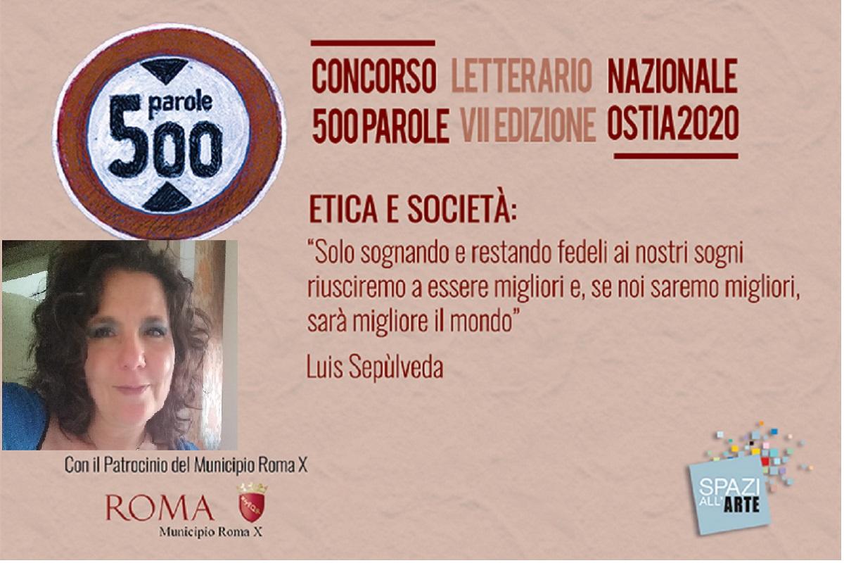 Concorso 500 Parole, intervista alla finalista Elena Galifi