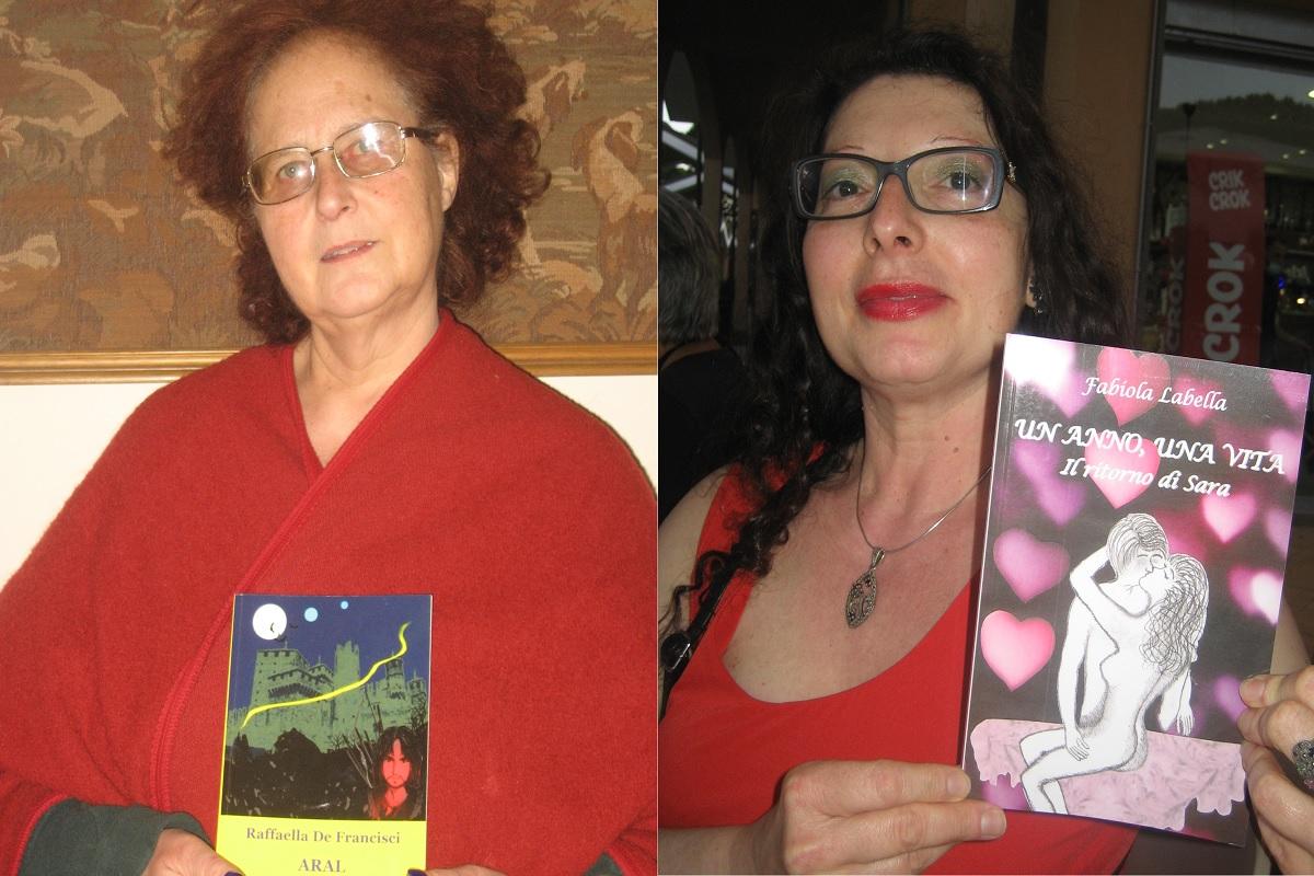 Libri: a tu per tu con Fabiola Labella e Raffaella de Francisci