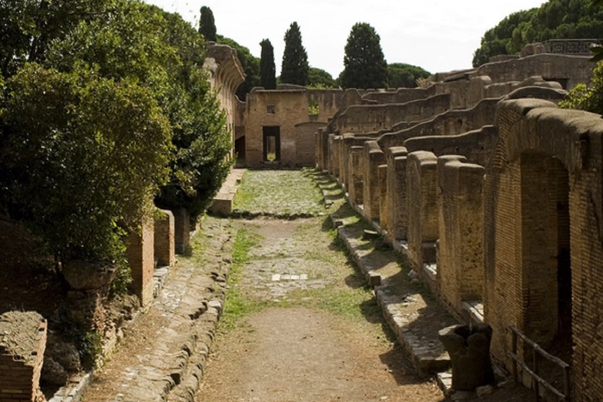 Cosa fare in tempo di Covid: una visita al Parco Archeologico di Ostia Antica