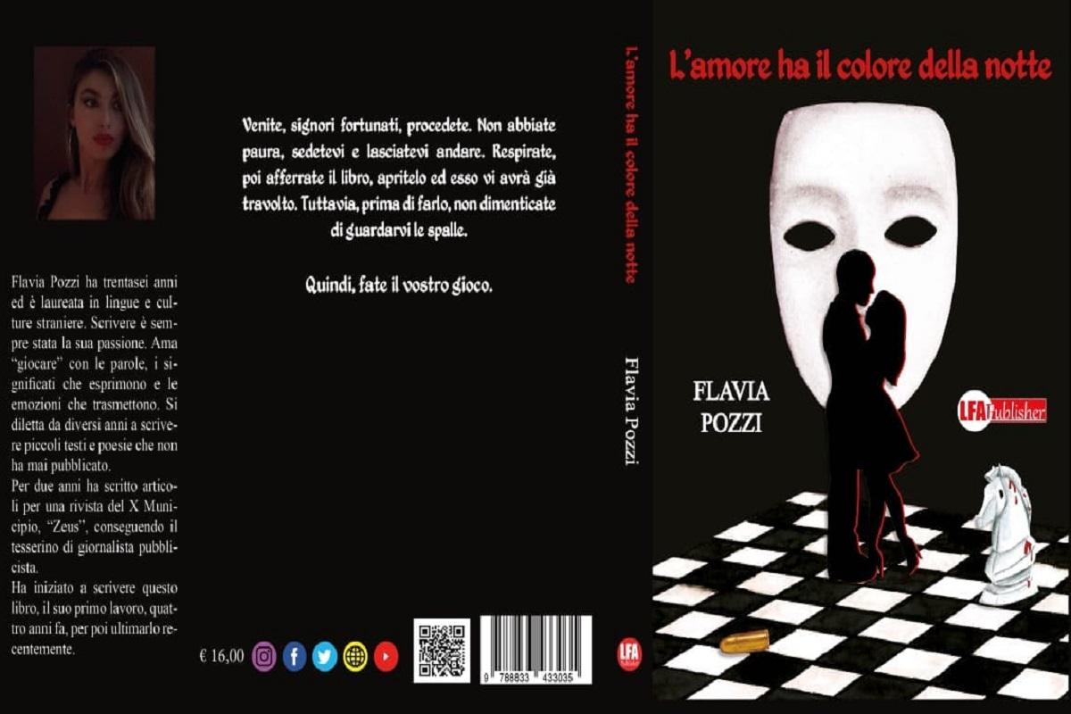 """Libri: """"L'amore ha il colore della notte"""""""