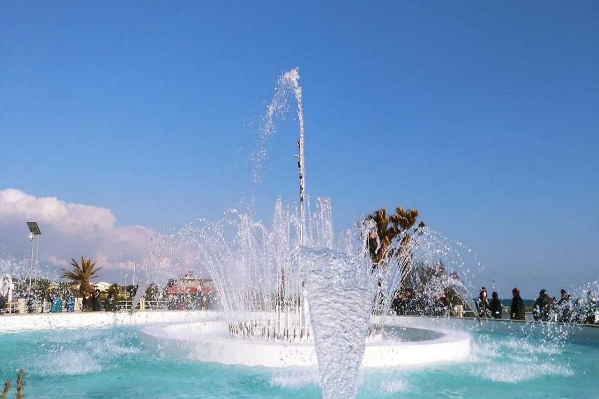 Ostia, torna all'originaria bellezza la Fontana dello Zodiaco