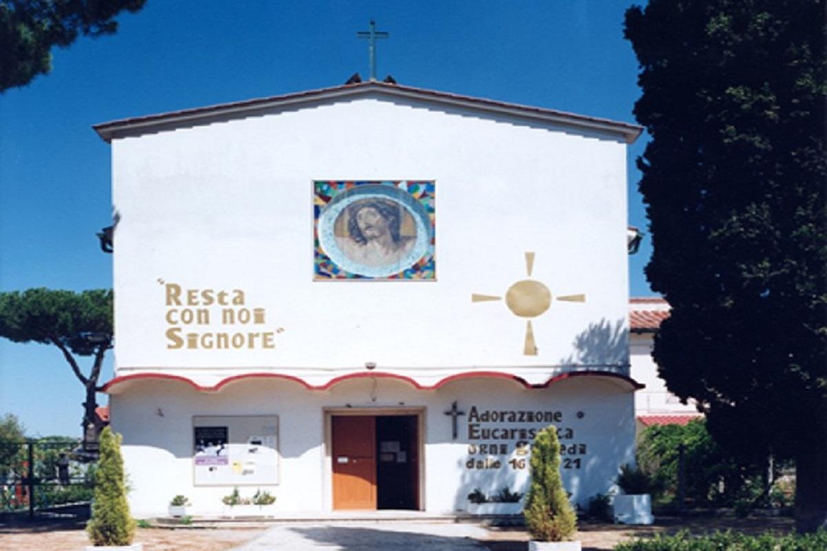 Infernetto:un centro polifunzionale all'ex parrocchia San Tommaso