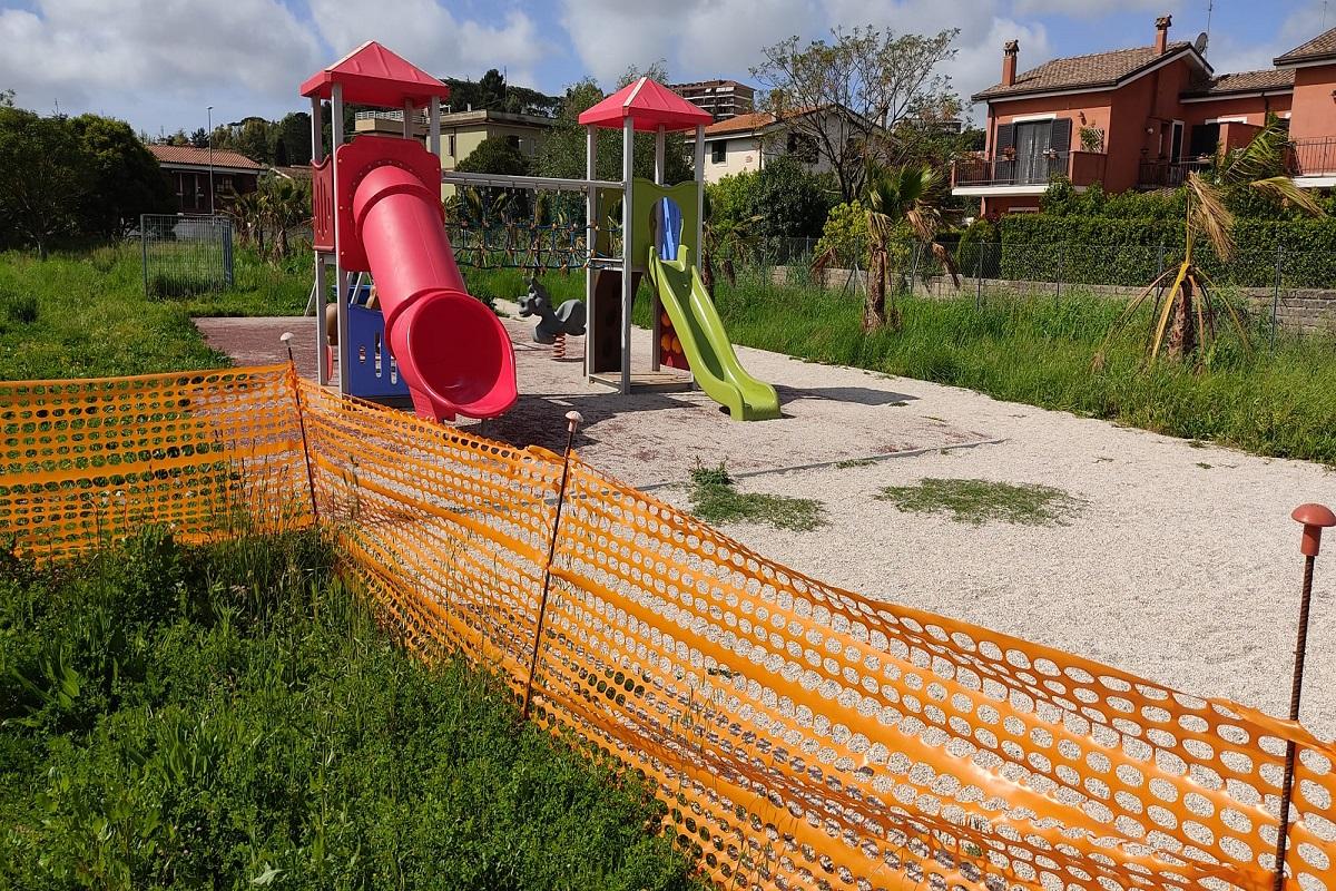 Terreno in Via Melicuccà: da discarica a parco pubblico attrezzato