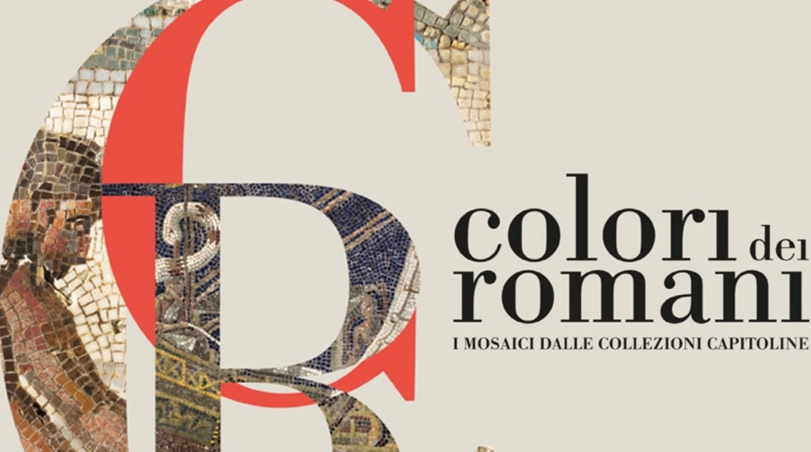 """""""I colori dei Romani"""": alla centrale Montemartini i mosaici dell'antica Roma"""