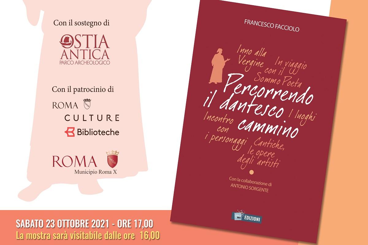 """""""Percorrendo il dantesco cammino"""": presentazione del libro a Ostia Antica"""